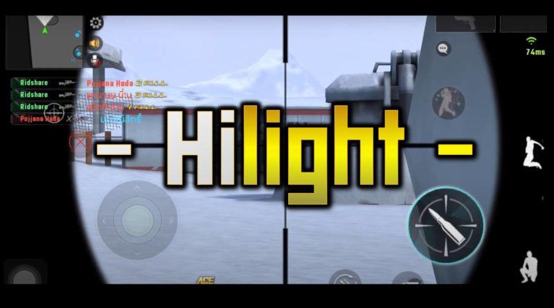 Hilight Bullet Angel