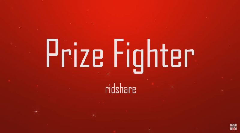 Prize Fighter - Norma Rockwell