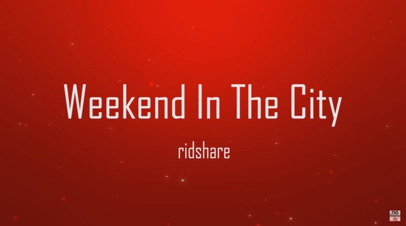 Weekend In The City - Silent Partner