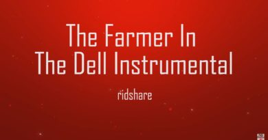 The Farmer In The Dell (Instrumental) - The Green Orbs