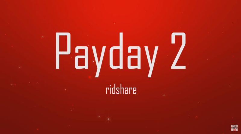 payday 2 - Silent Partner